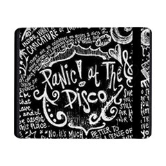Panic! At The Disco Lyric Quotes Samsung Galaxy Tab Pro 8 4  Flip Case by Samandel