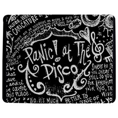 Panic! At The Disco Lyric Quotes Jigsaw Puzzle Photo Stand (rectangular) by Samandel