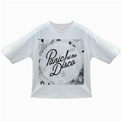 Panic At The Disco Flowers Infant/toddler T Shirts