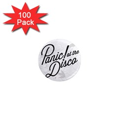 Panic At The Disco Flowers 1  Mini Magnets (100 Pack)