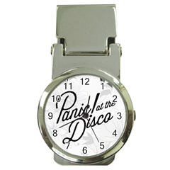 Panic At The Disco Flowers Money Clip Watches