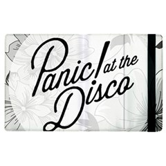 Panic At The Disco Flowers Apple Ipad 3/4 Flip Case by Samandel