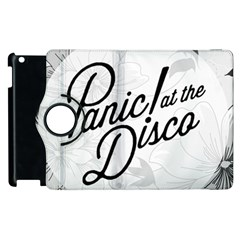 Panic At The Disco Flowers Apple Ipad 3/4 Flip 360 Case by Samandel