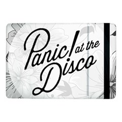 Panic At The Disco Flowers Samsung Galaxy Tab Pro 10 1  Flip Case by Samandel