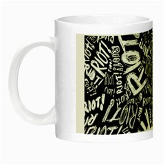 Panic At The Disco Lyric Quotes Retina Ready Night Luminous Mugs