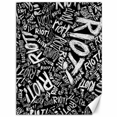 Panic At The Disco Lyric Quotes Retina Ready Canvas 36  X 48   by Samandel