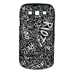 Panic At The Disco Lyric Quotes Retina Ready Samsung Galaxy S Iii Classic Hardshell Case (pc+silicone)