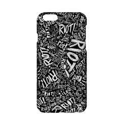 Panic At The Disco Lyric Quotes Retina Ready Apple Iphone 6/6s Hardshell Case by Samandel