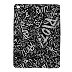 Panic At The Disco Lyric Quotes Retina Ready Ipad Air 2 Hardshell Cases by Samandel