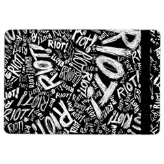 Panic At The Disco Lyric Quotes Retina Ready Ipad Air 2 Flip by Samandel