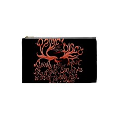 Panic At The Disco   Lying Is The Most Fun A Girl Have Without Taking Her Clothes Cosmetic Bag (small)  by Samandel