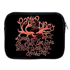 Panic At The Disco   Lying Is The Most Fun A Girl Have Without Taking Her Clothes Apple Ipad 2/3/4 Zipper Cases by Samandel