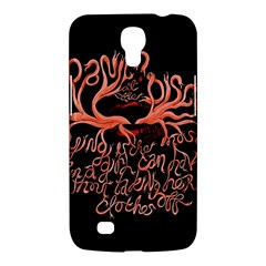 Panic At The Disco   Lying Is The Most Fun A Girl Have Without Taking Her Clothes Samsung Galaxy Mega 6 3  I9200 Hardshell Case by Samandel