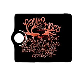 Panic At The Disco   Lying Is The Most Fun A Girl Have Without Taking Her Clothes Kindle Fire Hdx 8 9  Flip 360 Case