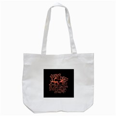 Panic At The Disco   Lying Is The Most Fun A Girl Have Without Taking Her Clothes Tote Bag (white) by Samandel