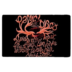 Panic At The Disco   Lying Is The Most Fun A Girl Have Without Taking Her Clothes Apple Ipad Pro 9 7   Flip Case by Samandel