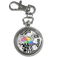 Panic ! At The Disco Key Chain Watches