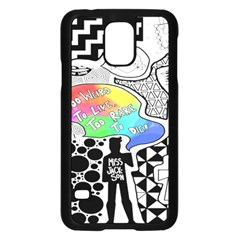 Panic ! At The Disco Samsung Galaxy S5 Case (black)