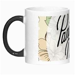 Panic At The Disco Beautifull Floral Morph Mugs