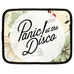 Panic At The Disco Beautifull Floral Netbook Case (xxl)