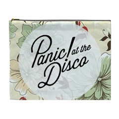 Panic At The Disco Beautifull Floral Cosmetic Bag (xl)