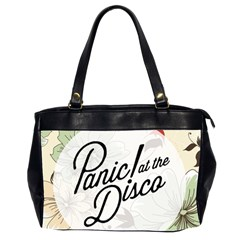 Panic At The Disco Beautifull Floral Office Handbags (2 Sides)
