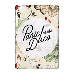 Panic At The Disco Beautifull Floral Apple Ipad Mini Hardshell Case (compatible With Smart Cover)