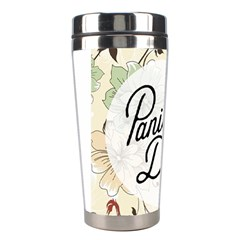Panic At The Disco Beautifull Floral Stainless Steel Travel Tumblers