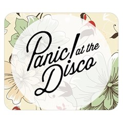 Panic At The Disco Beautifull Floral Double Sided Flano Blanket (small)  by Samandel