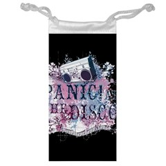Panic At The Disco Art Jewelry Bag by Samandel