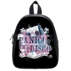 Panic At The Disco Art School Bag (small) by Samandel