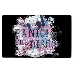 Panic At The Disco Art Apple Ipad 3/4 Flip Case by Samandel