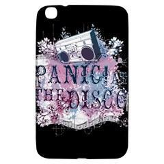 Panic At The Disco Art Samsung Galaxy Tab 3 (8 ) T3100 Hardshell Case  by Samandel
