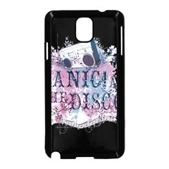 Panic At The Disco Art Samsung Galaxy Note 3 Neo Hardshell Case (black)