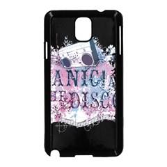 Panic At The Disco Art Samsung Galaxy Note 3 Neo Hardshell Case (black)