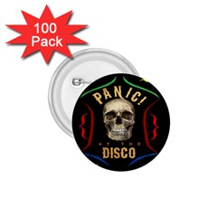 Panic At The Disco Poster 1 75  Buttons (100 Pack)