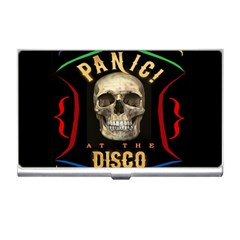 Panic At The Disco Poster Business Card Holders
