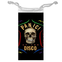 Panic At The Disco Poster Jewelry Bag by Samandel