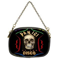 Panic At The Disco Poster Chain Purses (one Side)  by Samandel