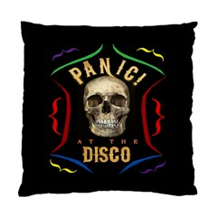 Panic At The Disco Poster Standard Cushion Case (two Sides) by Samandel