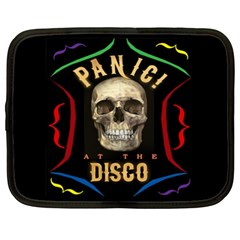 Panic At The Disco Poster Netbook Case (xl)
