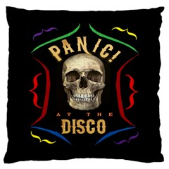 Panic At The Disco Poster Large Cushion Case (two Sides) by Samandel