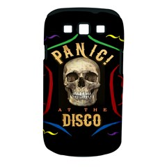 Panic At The Disco Poster Samsung Galaxy S Iii Classic Hardshell Case (pc+silicone) by Samandel