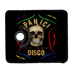 Panic At The Disco Poster Galaxy S3 (flip/folio)