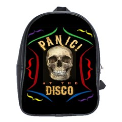 Panic At The Disco Poster School Bag (xl)