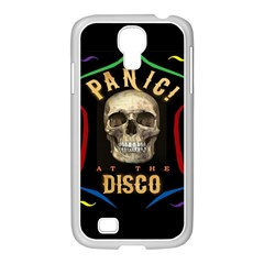 Panic At The Disco Poster Samsung Galaxy S4 I9500/ I9505 Case (white) by Samandel