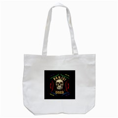 Panic At The Disco Poster Tote Bag (white) by Samandel
