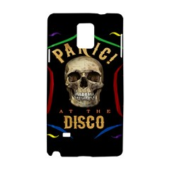 Panic At The Disco Poster Samsung Galaxy Note 4 Hardshell Case