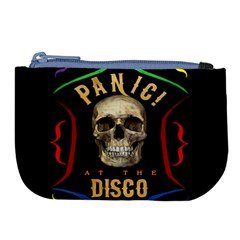 Panic At The Disco Poster Large Coin Purse