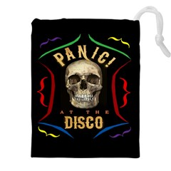Panic At The Disco Poster Drawstring Pouches (xxl) by Samandel